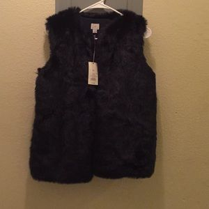 a new day Other - Women's faux fur vest
